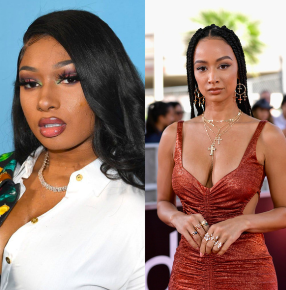 Draya Michele Apologies After Megan Thee Stallion Drags Her On Twitter