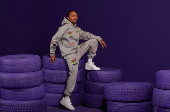 Swae Lee Launches Tracksuit Collection