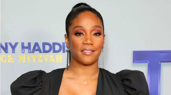 Tiffany Haddish Speaks About Having Children In A Racist Society