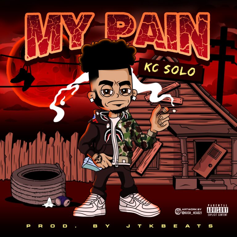 """KC Solo Makes Hip Hop Weekly Debut With Latest Single """"My Pain"""""""