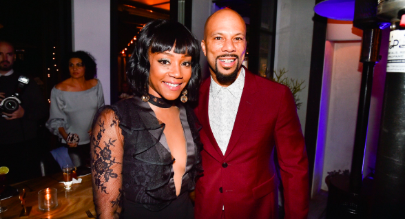 Tiffany Haddish Confirms Her Romance With Common