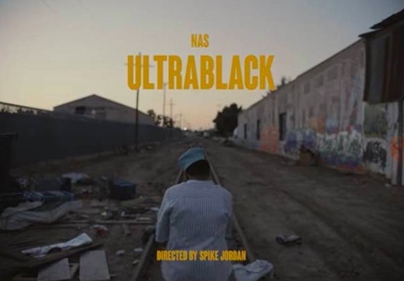 """[Watch] Nas Name Drops Doja Cat and Flexes With Fashion Icon Dapper Don In New """"Ultra Black"""" Visual"""