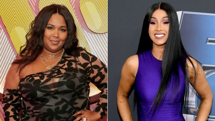 Lizzo Sends Flowers & Handwritten Note To Cardi B  After Divorce News Surfaced
