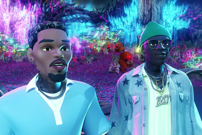 """[WATCH] Chris Brown & Young Thug Release Visuals For """"Say You Love Me"""""""