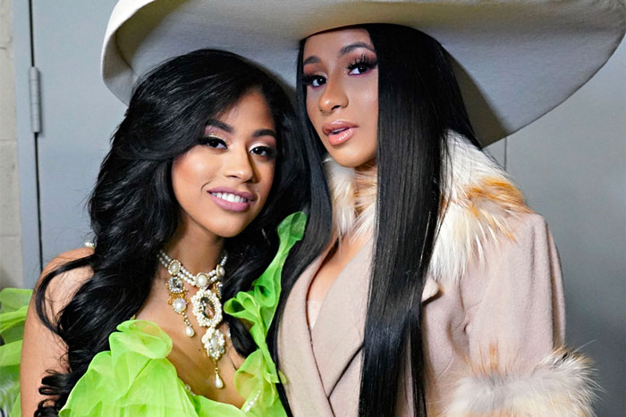 Cardi B, Hennessy Carolina, & Model Michelle Diaz Sued For Defaming Video of 'Racist MAGA Supporters'