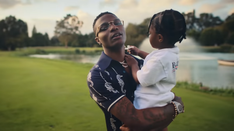 """[Watch] Wizkid Releases Music Video to """"Smile"""" featuring H.E.R."""