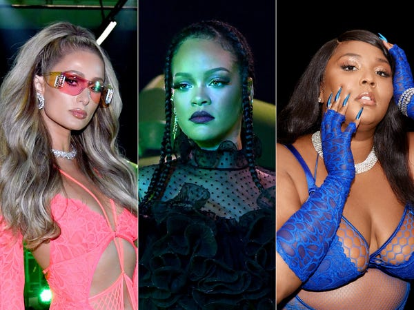 Rihanna's Savage x Fenty Show Brings Out Hollywood's Hottest