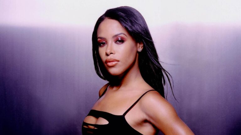 A New Aaliyah Biography Book Is Set To Release In 2021