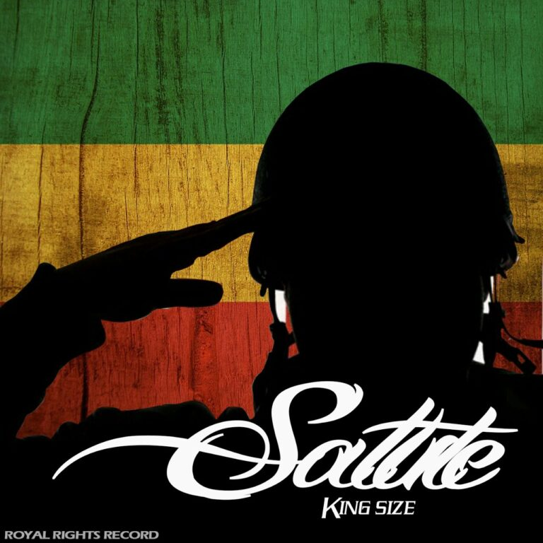 """King Size Drops His Debut Single """"Salute"""" Off His Upcoming Album All Day Releasing This December"""