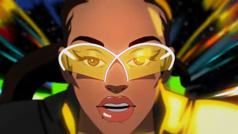 """[Watch] Jorja Smith Features Popcaan In Animated New Video """"Come Over"""""""