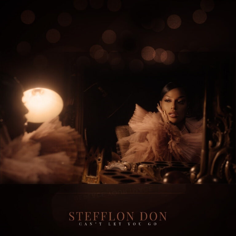 """Stefflon Don Releases New """"Can't Let You Go"""" Single"""