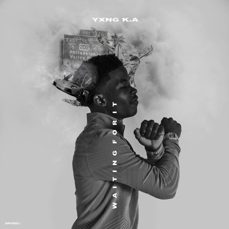 """YXNG K.A Releases Latest Single, """"Waiting For It"""""""