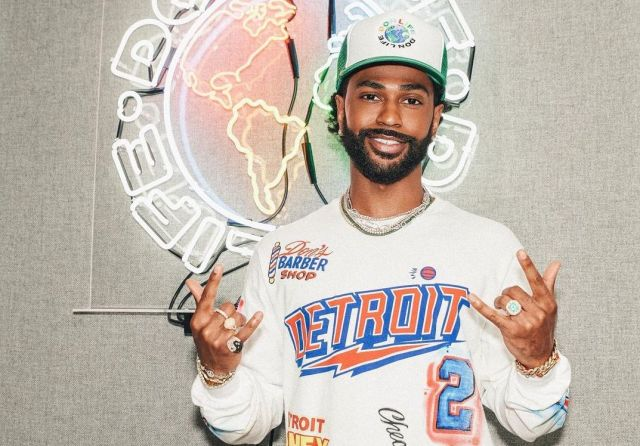 Big Sean Becomes Creative Director For The Detroit Pistons