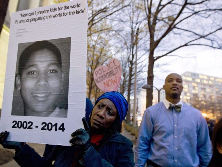 Cleveland Officers Who Gunned Down Tamir Rice Will Not Face Charges
