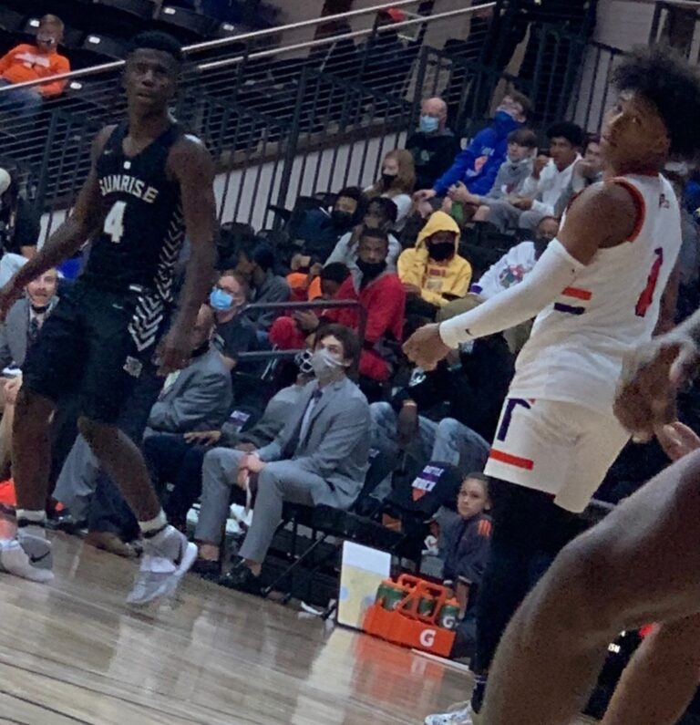 Willie Lightfoot Quietly Had Huge Impact at The Battle at the Rock Basketball Showcase