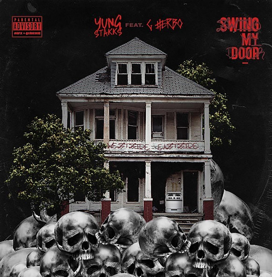 """[Watch] Yung Stakks Gets An Assist From G-Herbo On """"Swing My Door"""" & Releases New Video"""