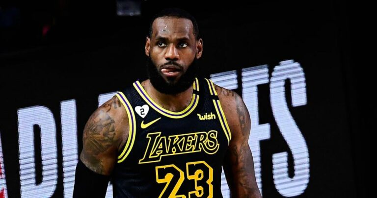 Los Angeles Lakers & Lebron James Agree To 2-Year Max Contract Extension