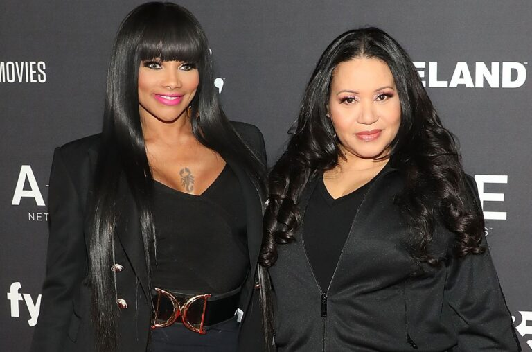 """Salt N Pepa Says """"It Was A Challenge"""" Reliving Their Darkest Moments While Filming Their Biopic"""