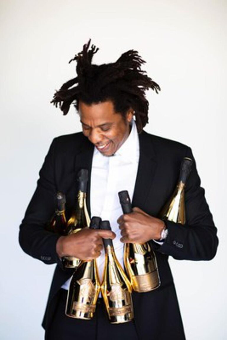 """Jay-Z Sells Partial Stake Of Champagne Brand """"Armand de Brignac"""""""