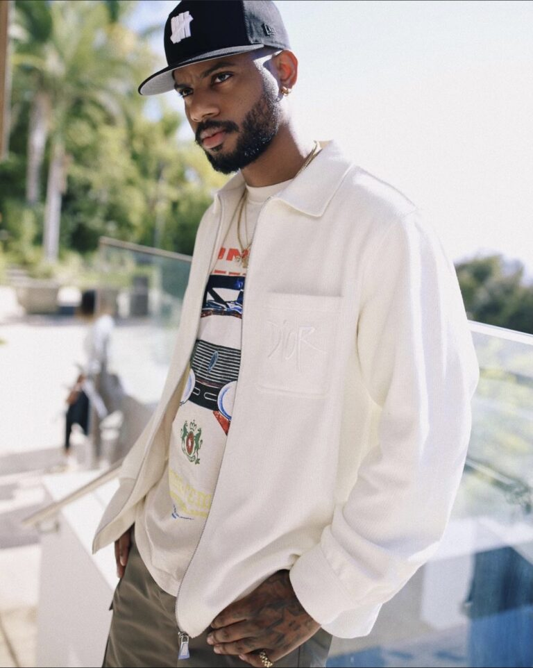 Bryson Tiller Announced Release Of Deluxe Edition To 'Anniversary'