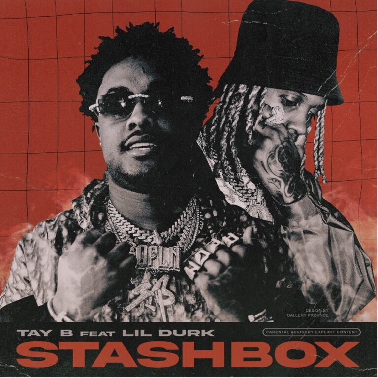 """[Watch] Tay B Links With Lil Durk For """"Stashbox"""""""