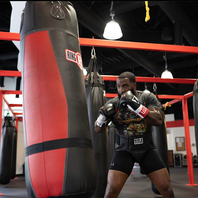 Yahu Blackwell Prepares To Fight March 26th In Miami, Florida
