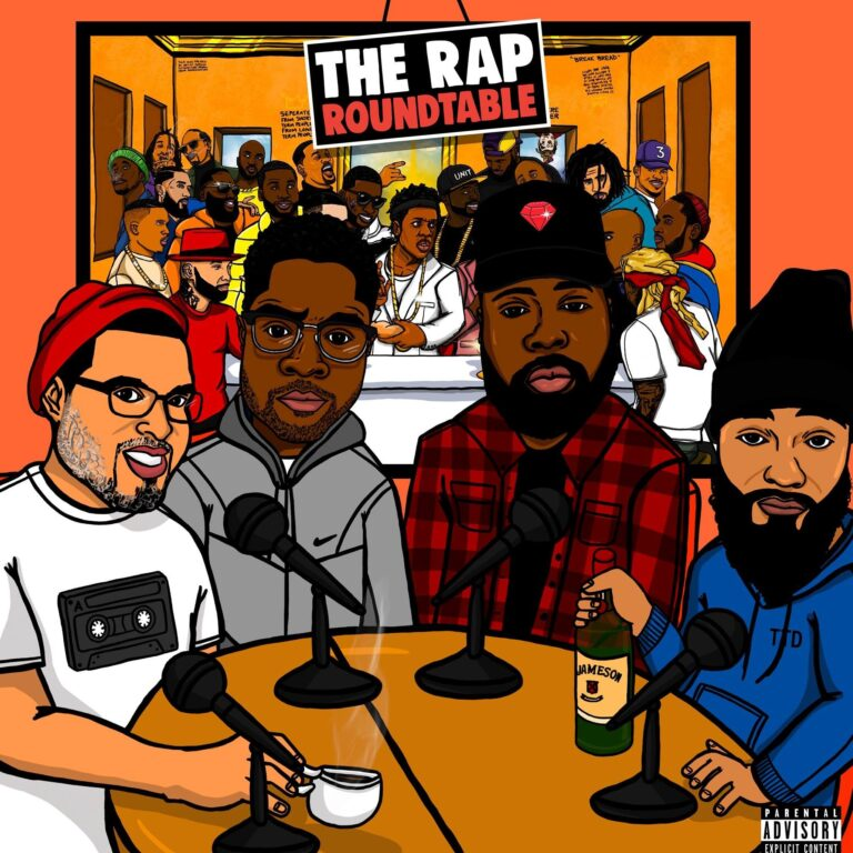 Check Out The Rap Roundtable on Apple Podcasts