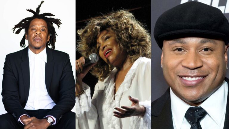 JAY-Z, Tina Turner & LL Cool J Will Be Inducted Into The Rock & Roll Hall of Fame
