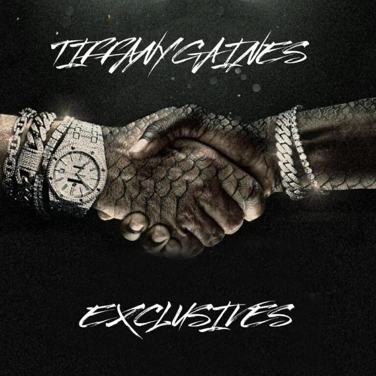 """""""Tiffany Gaines Exclusives"""" Compilation Soars Up To No.2 on iTunes Chart First Week of Release"""