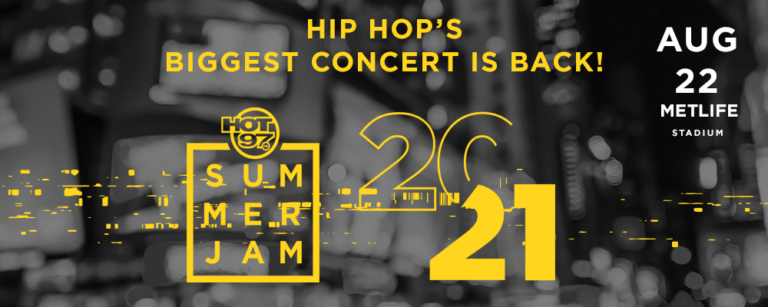 The Countdown Is On To Grab Your Tickets For HOT 97's Summer Jam 2021