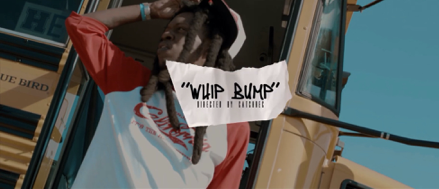 """JACKSONVILLE ARTIST FOOLIO TAKES LISTENERS BACK TO THE CLASSROOM IN NEW VISUALS """"WHIP BUMP"""""""
