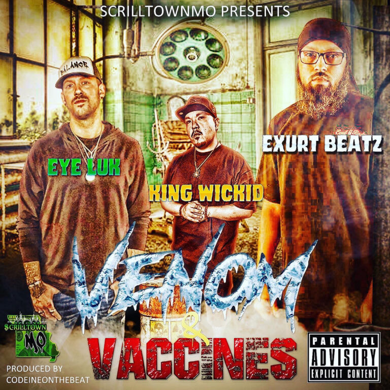 Scrilltownmobiz's 'Venom & Vaccines' is Just A Small Taste of What to Expect From Them in Future