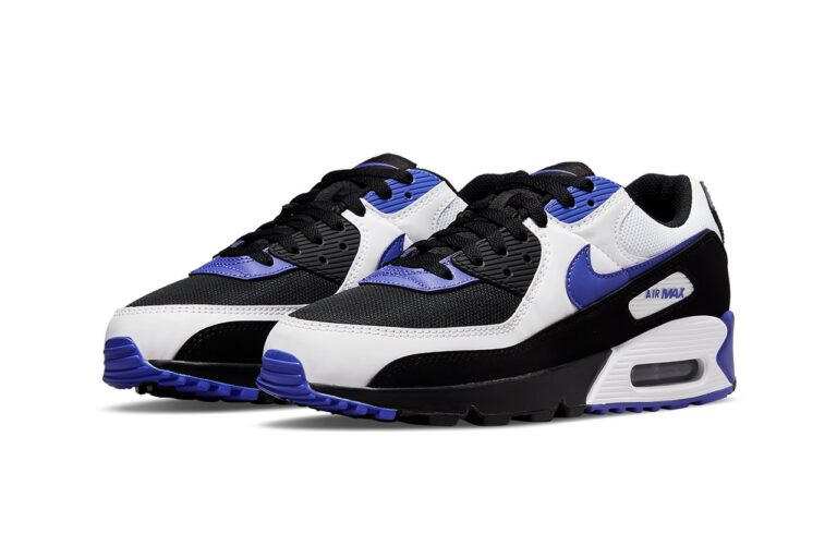 """The Return Of The Nike Air Max 90 With The """"Persian Violet"""" Motif"""