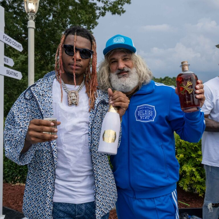 Sovereign Brands Throws 1000 person Industry Party at Rick Ross's Atlanta Mansion