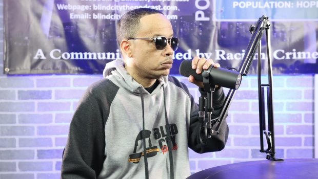 Blind City The Podcast Creator Langford Cunningham's Motivational Talks Help Youth Battling Various Issues