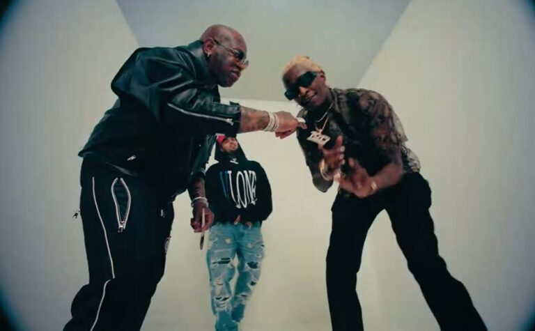 """[Watch] Rich Gang is Officially Back With New Single and Visual """"Blue Emerald"""" Feat. Birdman and Young Thug"""