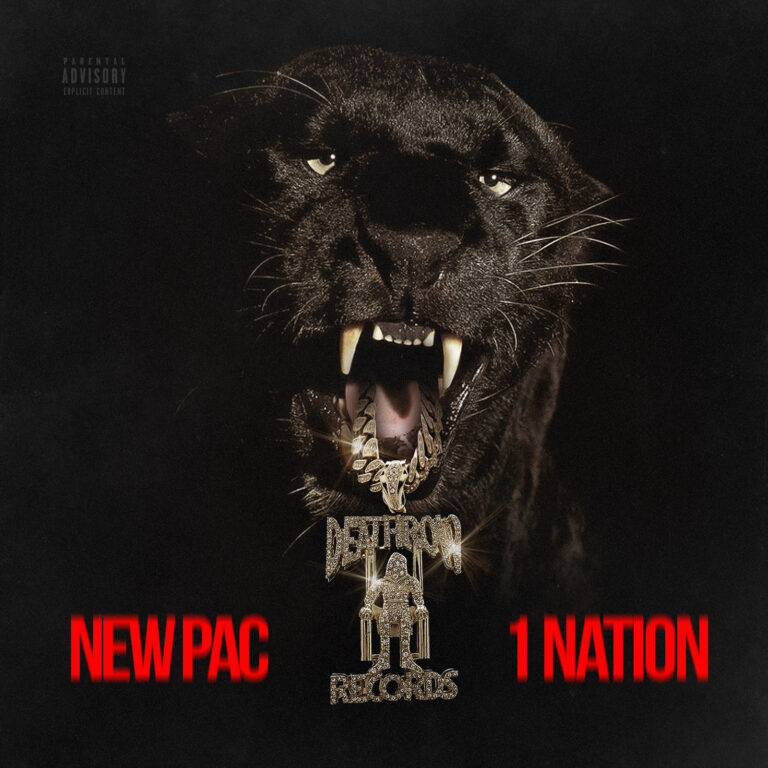 """50 Sosa """"Drops New Project New Pac: 1 Nation"""""""