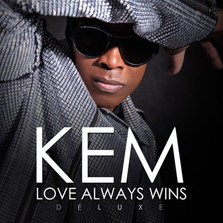 R&B Superstar Kem Releases Deluxe Edition Of His Chart-Topping Album, 'Love Always Wins'