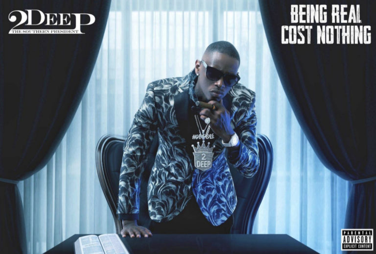 """Game4sale Entertainment Presents: 2Deep The Southern President's New Release Titled """"Being Real Cost Nothing"""""""