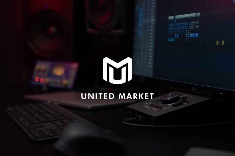 United Market: The Dot Connector for Music Producers and Engineers