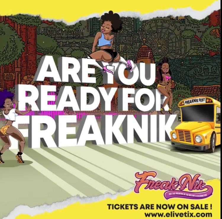 JERMAINE DUPRI, TOO SHORT AND JT MONEY TO HEADLINE THE FIRST OFFICIAL FREAKNIK FESTIVAL IN 30 YEARS.