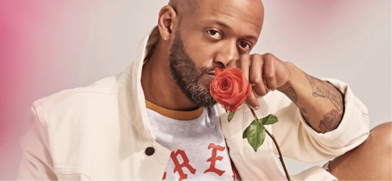 Prep Curry Makes History As The First Black Designer To Collaborate With Banana Republic