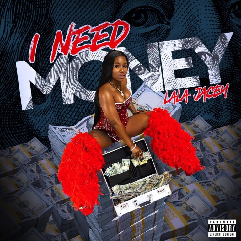 """[Watch] Atlanta's Own LaLa Jacey Takes Us To The Club In New Visual """"I Need Money"""""""