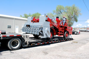 image of Shipping a Rebuild Used Chip Spreader