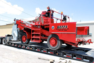 image of Shipping a Rebuild Used Chip Spreader 2