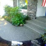 Aggregate Porch