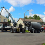 Anderson Patio - Pumper Truck
