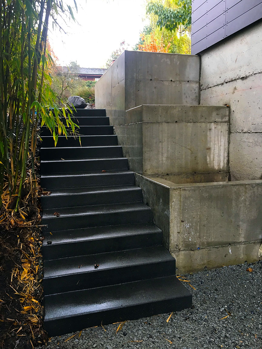 Wallace Stairs