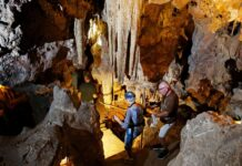 Colossal Cave in Tucson - Tucson Tid Bits and Did You Knows