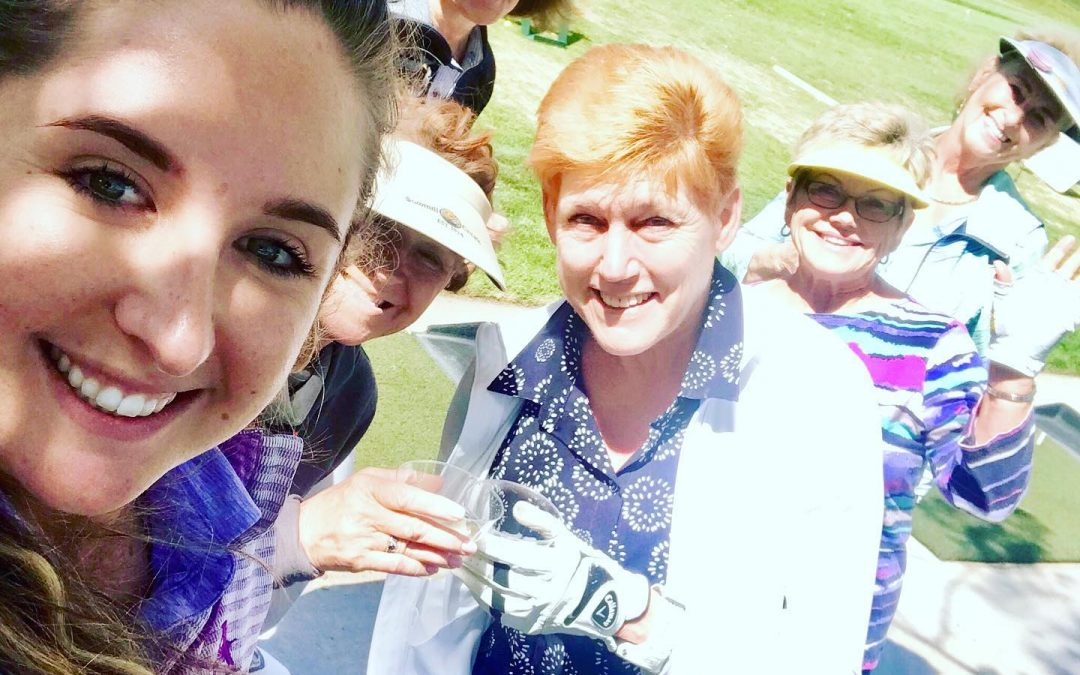 Saturday – Social with Golf and Wine
